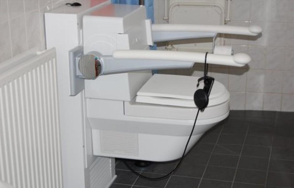 Badkamer aanpassing