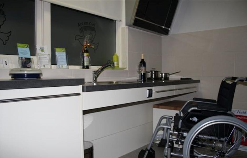 Keuken aanpassing