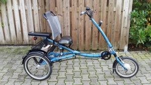 Pfau Tec scooter trike elektrisch