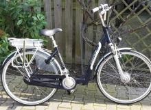 Bikkel Ibee T2 lageinstap
