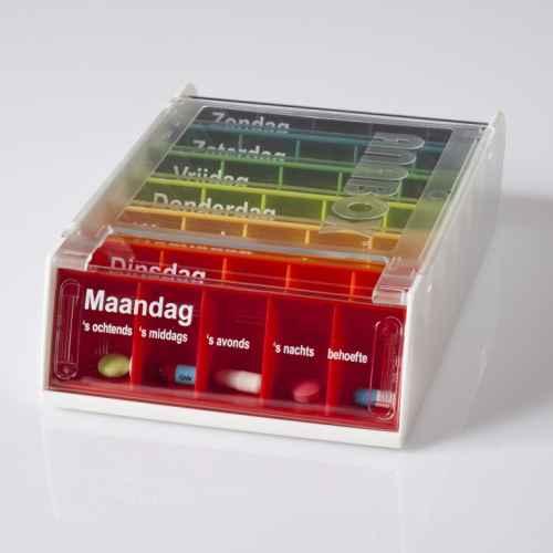 Medicijnen weekbox