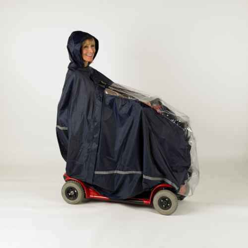 Splash scooter cape Able2