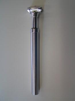 veerende zadelpen 27.2 lengte 300mm