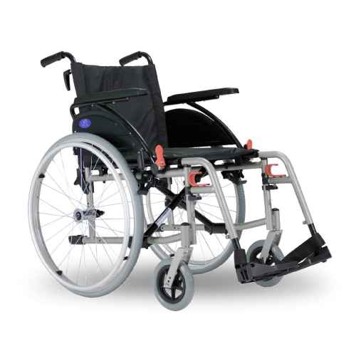 Crash geteste Excel G eco rolstoel