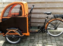 JUMBO KIDS E-bike Bakfiets